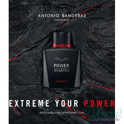 Antonio Banderas Power of Seduction Extreme EDT 100ml за Мъже Мъжки Парфюми