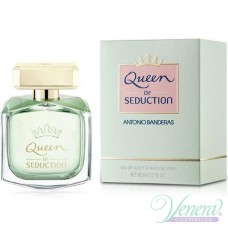 Antonio Banderas Queen of Seduction EDT 80ml за Жени