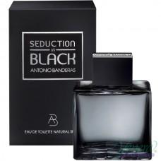 Antonio Banderas Seduction in Black EDT 50ml за Мъже