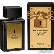 Antonio Banderas The Golden Secret EDT 100ml за Мъже