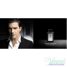 Antonio Banderas The Secret EDT 100ml за Мъже