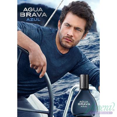 Antonio Puig Agua Brava Azul EDT 100ml за Мъже БЕЗ ОПАКОВКА Мъжки Парфюми без опаковка