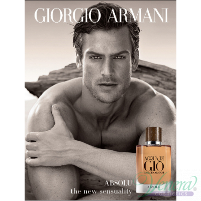 Armani Acqua Di Gio Absolu EDP 75ml за Мъже Мъжки Парфюми