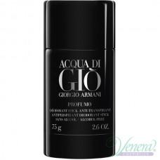 Armani Acqua Di Gio Profumo Deo Stick 75ml за Мъже