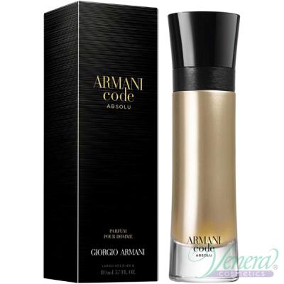 Armani Code Absolu EDP 110ml за Мъже Мъжки Парфюми