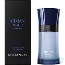 Armani Code Colonia EDT 50ml за Mъже