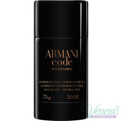Armani Code Profumo Deo Stick 75ml за Мъже Мъжки продукти за лице и тяло