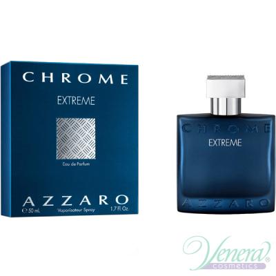 Azzaro Chrome Extreme EDP 50ml за Мъже Мъжки Парфюми
