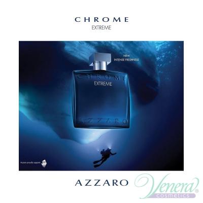 Azzaro Chrome Extreme EDP 100ml за Мъже Мъжки Парфюми