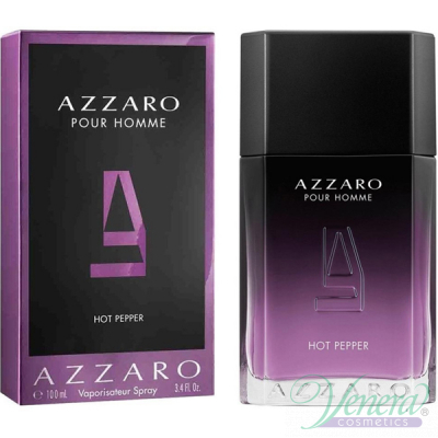 Azzaro Pour Homme Hot Pepper EDT 100ml за Мъже Мъжки Парфюми