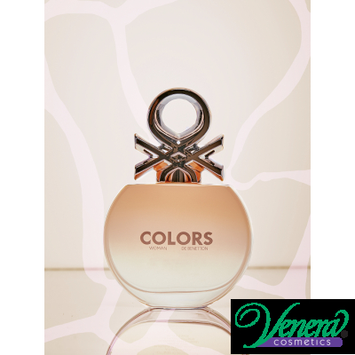 Benetton Colors Woman Rose EDT 80ml за Жени Дамски Парфюми