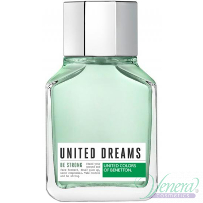 Benetton United Dreams Men Be Strong EDT 1...
