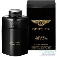 Bentley Bentley For Men Absolute EDP 100ml за Мъже Мъжки Парфюми