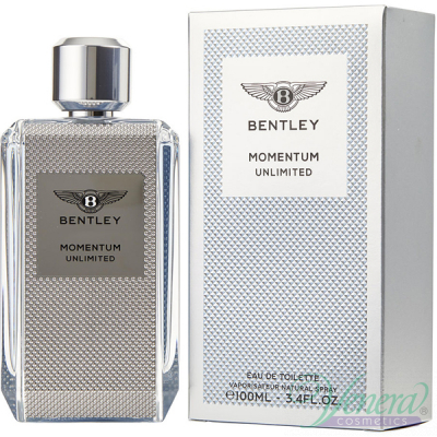 Bentley Momentum Unlimited EDT 100ml за Мъже