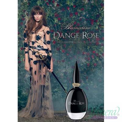 Blumarine Dange-Rose EDP 100ml за Жени БЕЗ ОПАКОВКА Дамски парфюми без опаковка