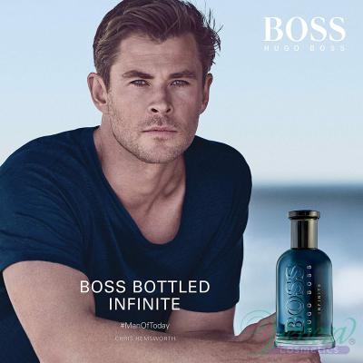 Boss Bottled Infinite EDP 100ml за Мъже Мъжки Парфюми