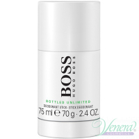 Boss Bottled Unlimited Deo Stick 75ml for Men Men's face and body products