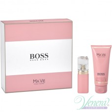 Boss Ma Vie Комплект (EDP 30ml + Body Lotion 100ml) за Жени