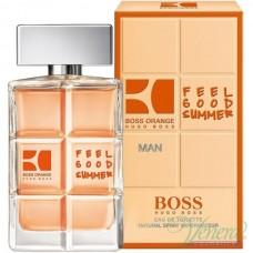 Boss Orange Feel Good Summer EDT 100ml за Мъже