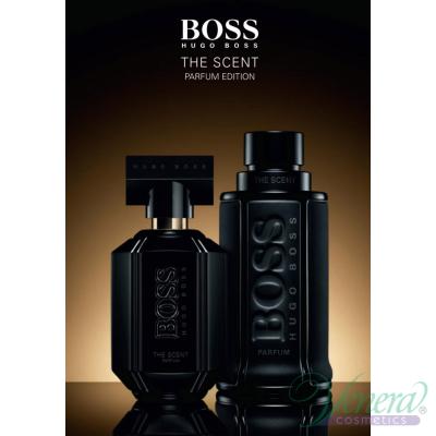 Boss The Scent Parfum Edition EDP 100ml за Мъже Мъжки Парфюми