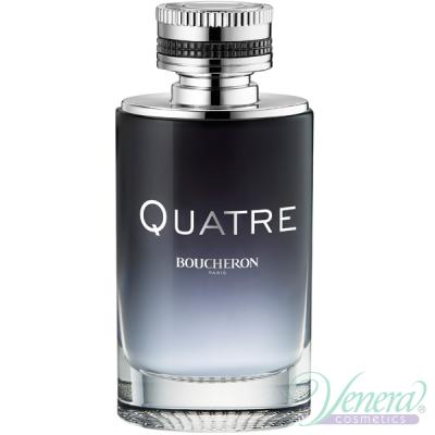 Boucheron Quatre Absolu de Nuit Pour Homme EDP 100ml за Мъже БЕЗ ОПАКОВКА Мъжки Парфюми без опаковка