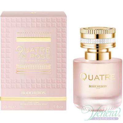 Boucheron Quatre En Rose EDP 30ml за Жени Дамски Парфюми