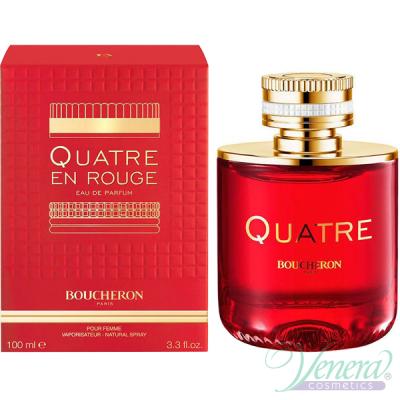 Boucheron Quatre En Rouge EDP 100ml за Жени Дамски Парфюми