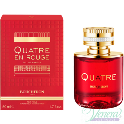 Boucheron Quatre En Rouge EDP 50ml for Women