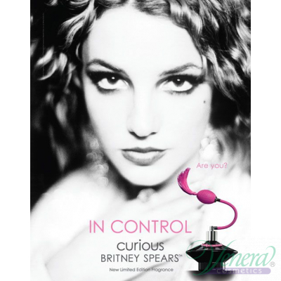Britney Spears Curious In Control EDP 100ml за Жени Дамски Парфюми
