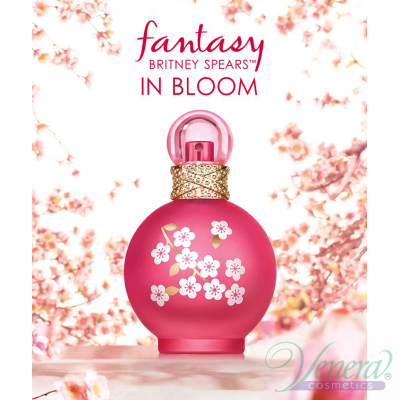 Britney Spears Fantasy in Bloom EDT 100ml за Жени Дамски Парфюми