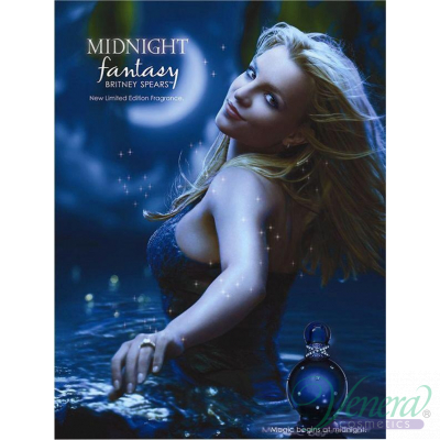Britney Spears Midnight Fantasy EDP 30ml за Жени Дамски Парфюми