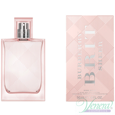 Burberry Brit Sheer EDT 50ml за Жени