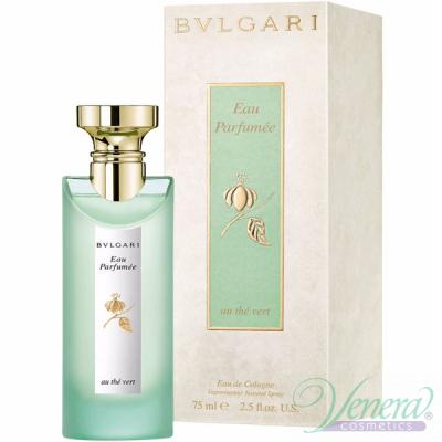 Bvlgari Eau Parfumee Au The Vert EDC 150ml за Мъже и Жени БЕЗ ОПАКОВКА