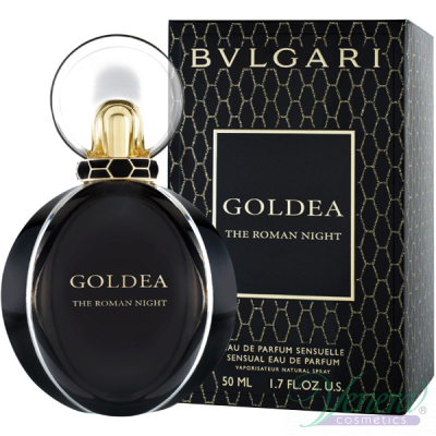 Bvlgari Goldea The Roman Night EDP 50ml за Жени Дамски Парфюми