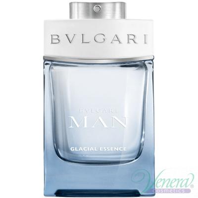 Bvlgari Man Glacial Essence EDP 100ml за Мъже БЕЗ ОПАКОВКА Мъжки Парфюми без опаковка