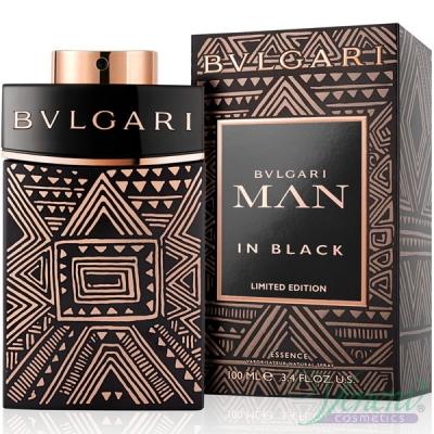 Bvlgari Man In Black Essence EDP 100ml за Мъже