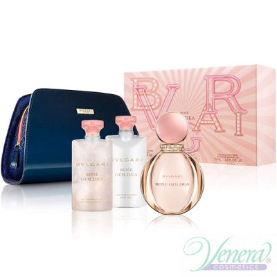 Bvlgari Rose Goldea Комплект (EDP 90ml + B...