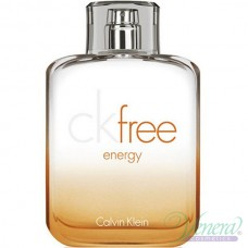 Calvin Klein CK Free Energy EDT 100ml за Мъже БЕЗ ОПАКОВКА