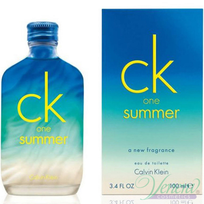 Calvin Klein CK One Summer 2015 EDT 100ml ...