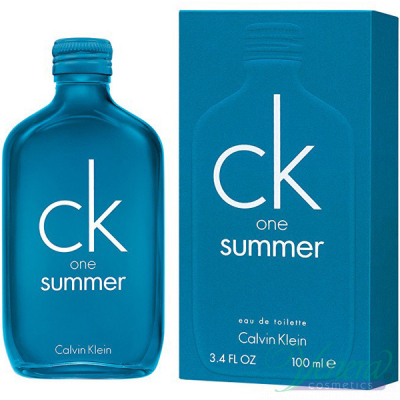Calvin Klein CK One Summer 2018 EDT 100ml за Мъже и Жени