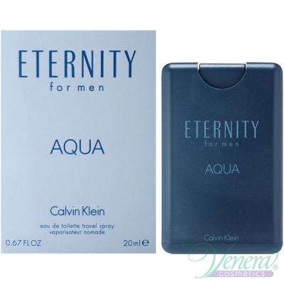 Calvin Klein Eternity Aqua EDT 25ml за Мъже Мъжки Парфюми