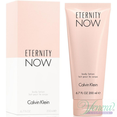 Calvin Klein Eternity Now Body Lotion 200ml за Жени Дамски продукти за лице и тяло
