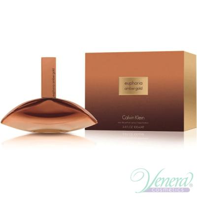 Calvin Klein Euphoria Amber Gold EDP 100ml за Жени Дамски Парфюми