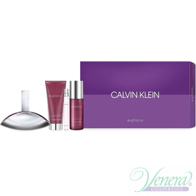 Calvin Klein Euphoria Комплект (EDP 100ml ...