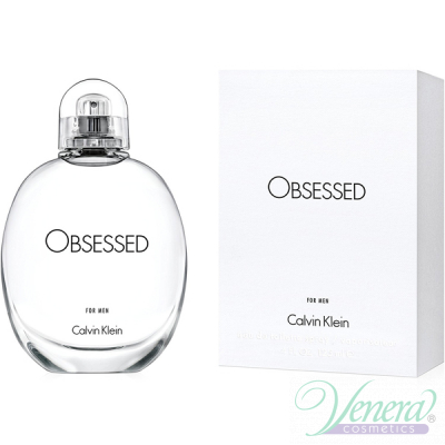 Calvin Klein Obsessed For Men EDT 125ml за...