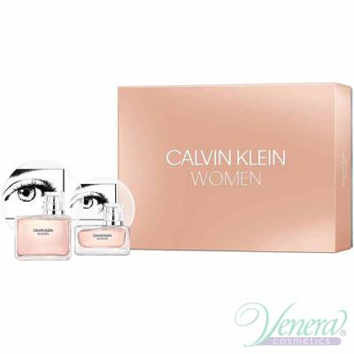 Calvin Klein Women Комплект (EDP 100ml + E...