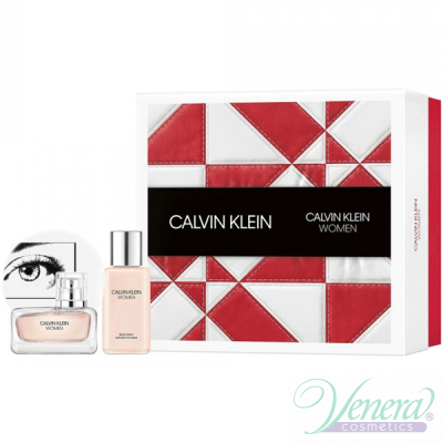 Calvin Klein Women Set (EDP 30ml + BL 100ml) за Жени