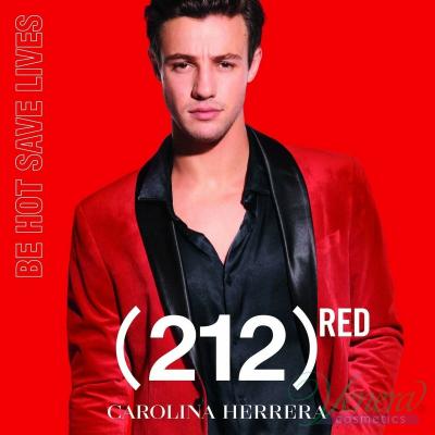 Carolina Herrera 212 VIP Black Red EDP 100ml за...