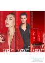 Carolina Herrera 212 VIP Black Red EDP 100ml за Мъже Мъжки Парфюми