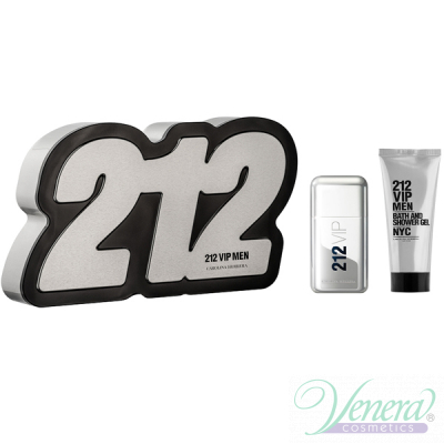Carolina Herrera 212 VIP Men Комплект (EDT...